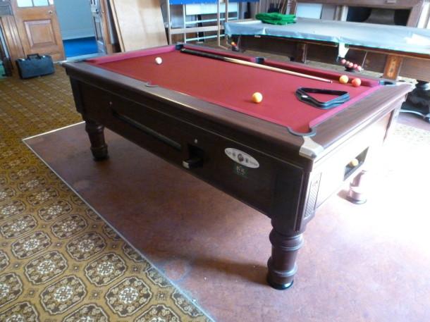 RAF lincs supreme prince pool table