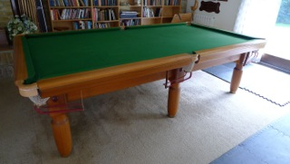 Riley Ronald 9ft whole table