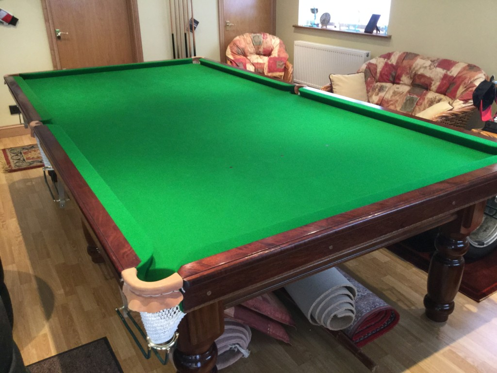 10 x 5ft snooker table for sale near stourport on severn