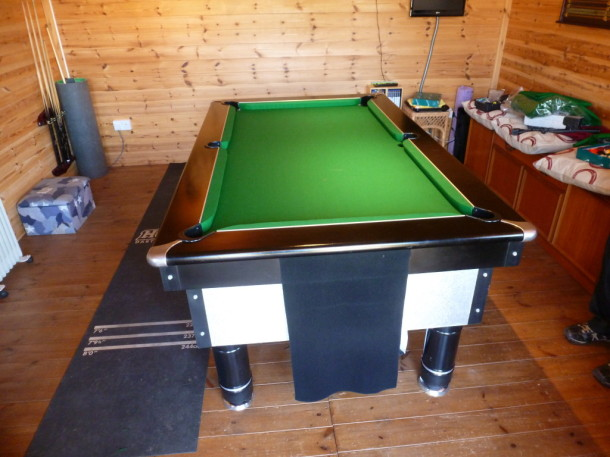 toton pool table recover