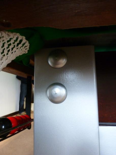 birm dummy bolt hole upper one