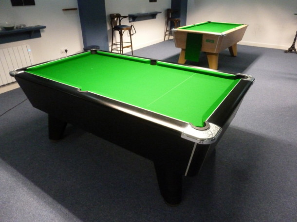 cueball derby pool tbale recover H Match