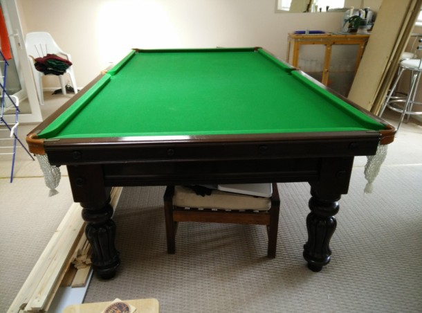 paul west snooker table 1