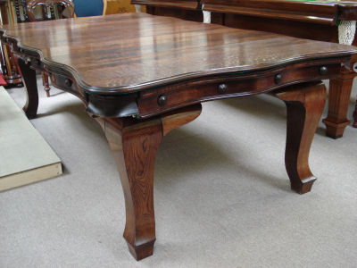 5 foot pool dining table 1