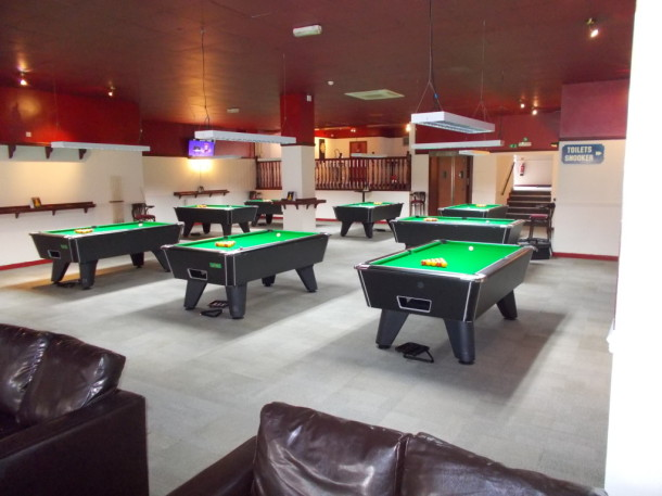 3 counties pool tables x 8