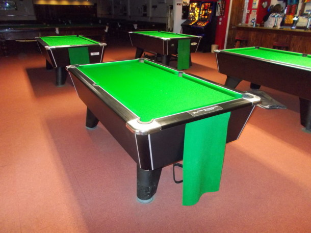Stapleford pool table recover june 2015