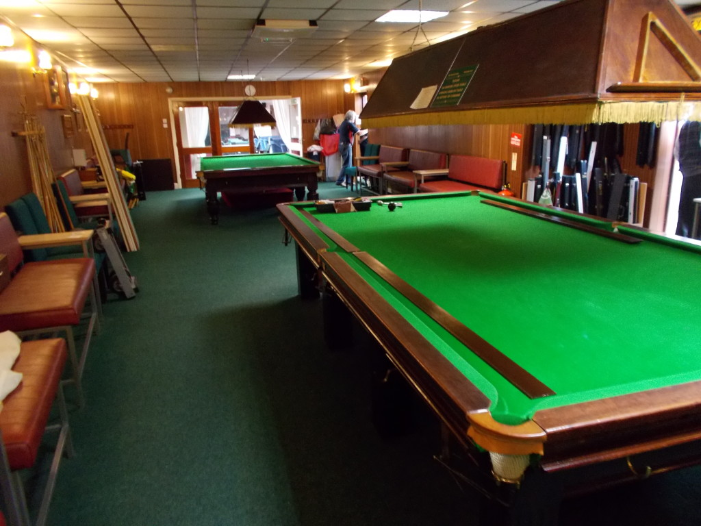 News GCL Billiards Page - Can you move a pool table without taking it apart