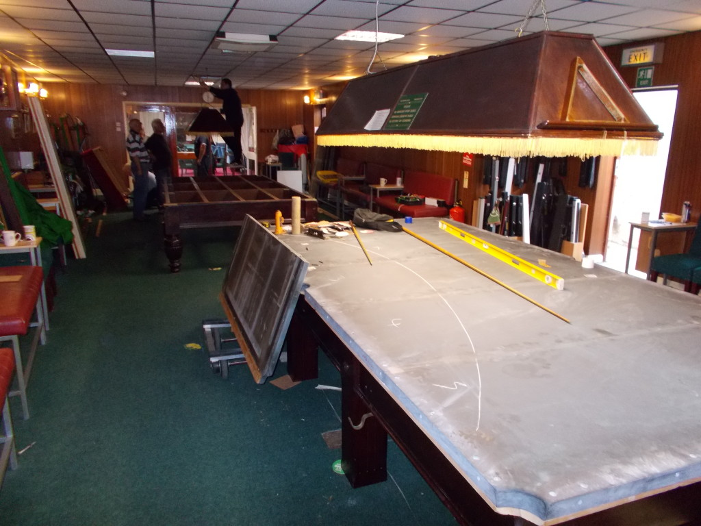 Snooker Table Dismantle And Transport Relocation Use GCL Billiards - How to transport a pool table
