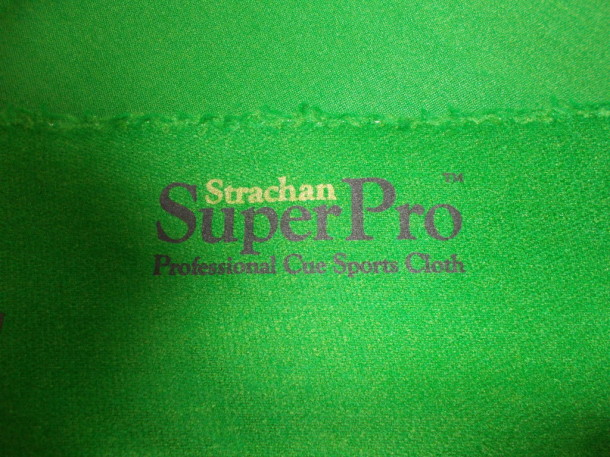 Worksop pool re-cover super pro cloth
