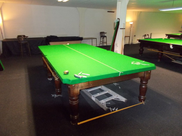 cue ball derby 2 re-covers july 2015