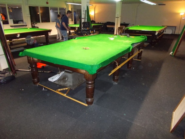 cue ball derby 2nd recover july 2015