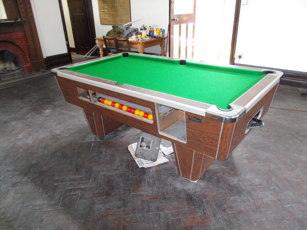 a preowned billiards amp way broken great dk of pool move the tables service best slate table used repair to prices wrong fresh billiard