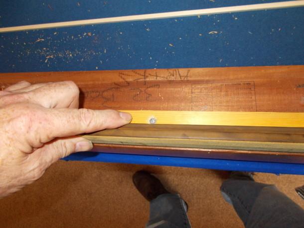 livingston screw blocks back on new slips