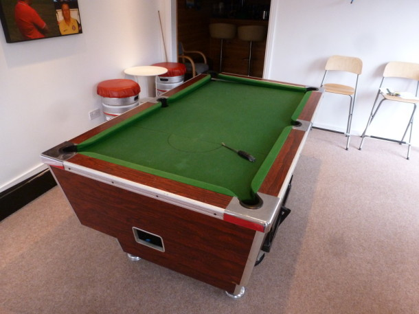 pool table 6ft supreme
