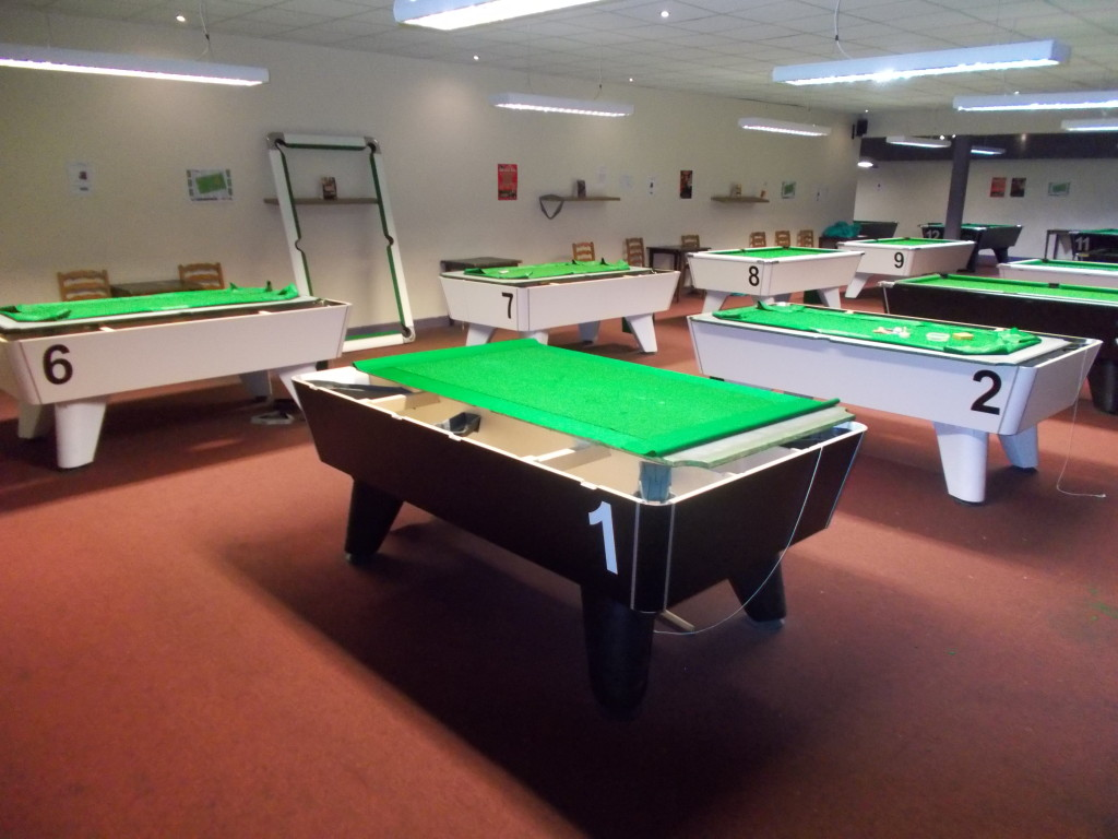 The Nations Cup International Pool Tournament Is Coming To - 9 slate pool table