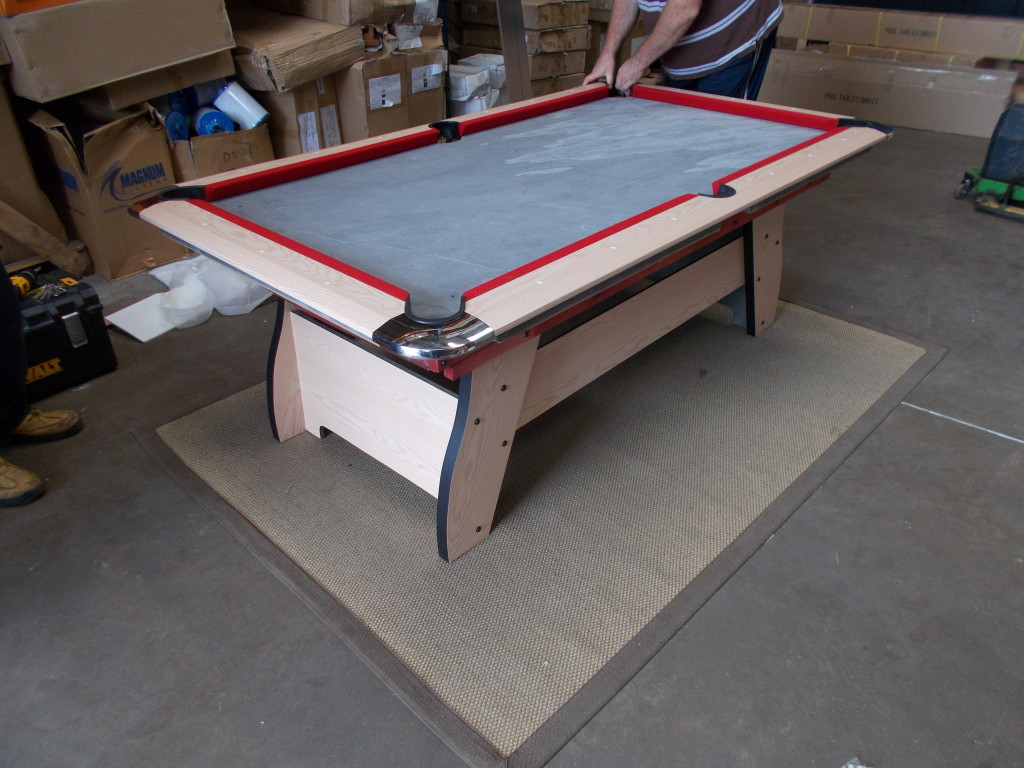 Chinese Imported Pool Tables Low Cost To Buy But Could Be Costly - Chinese pool table