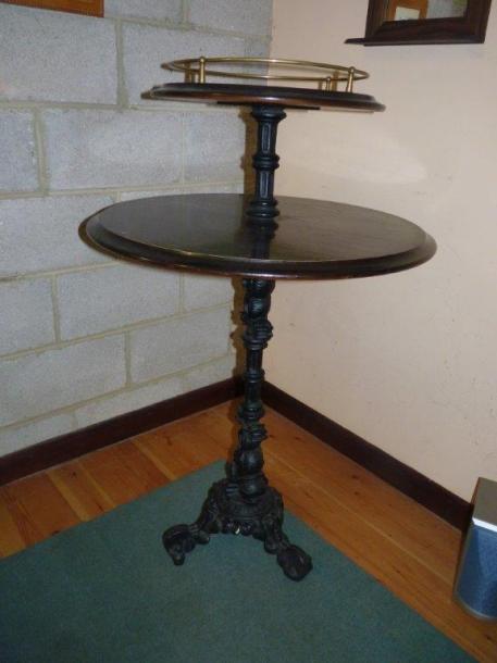mickleover bar table