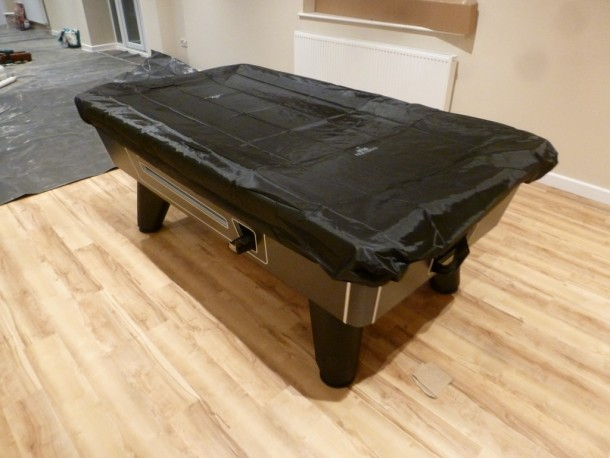 Collingham hire table cover on