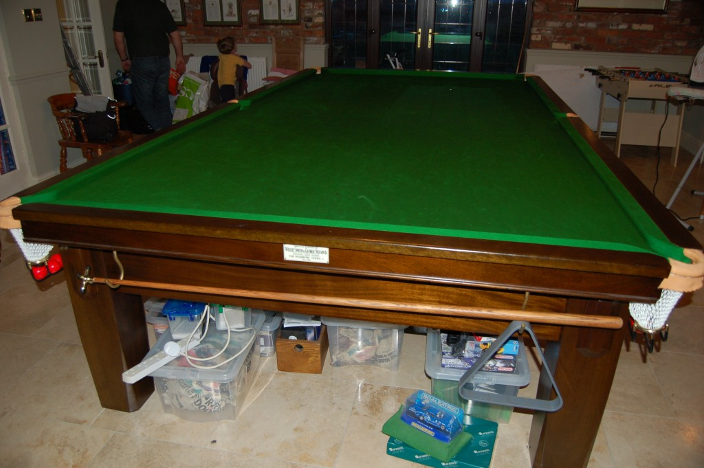 Full Size Snooker Table For Sale In Barton On Humber Excellent - Full size snooker table for sale