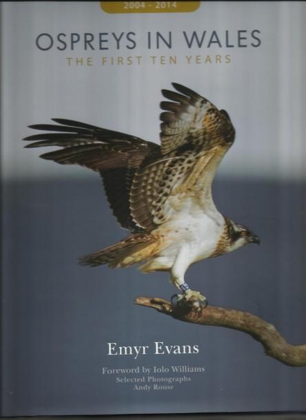 Ospreys book Emyr Evans