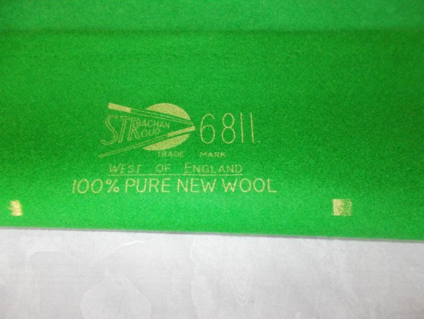 w lion sawley 6811 cloth stamp