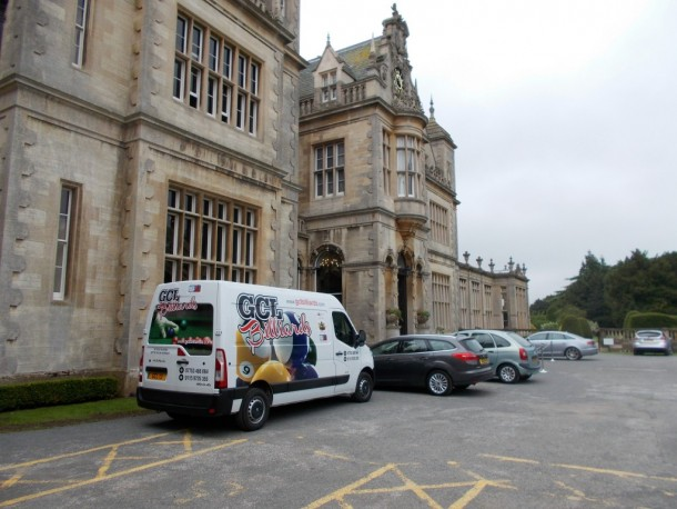 Stoke rich van outside photo 1