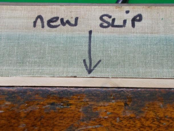 Bloxwich mem new slip fitted