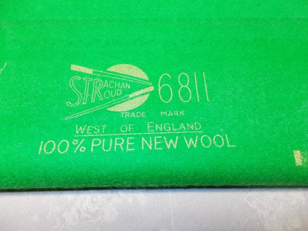 arches cloth strachan 6811 stamp