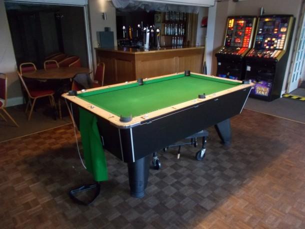 sportsman bar derby pool strip down