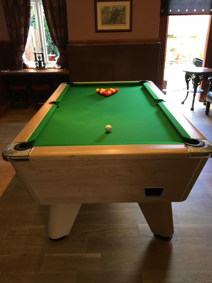 Ex Rental Pool Table Sold Replacing With New Stock On Order GCL - First pool table
