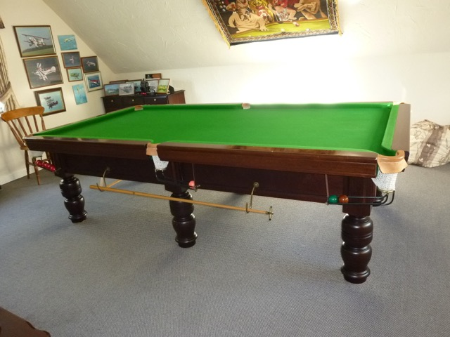 For sale 9ft snooker table now sold gcl billiards for 12ft snooker table for sale uk