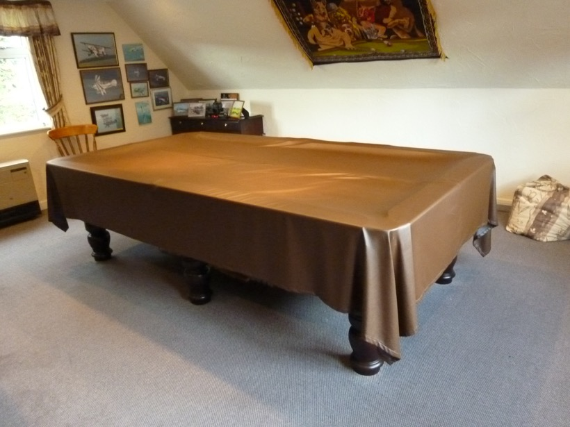 For Sale 9ft snooker table …… NOW SOLD | GCL Billiards