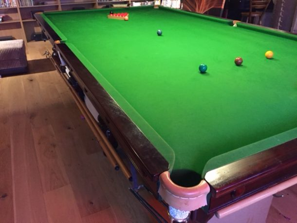 News GCL Billiards Page - Pool table side panels