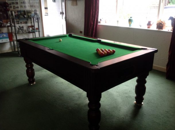 Pool table for sale 6ft sized in stapleford nottingham for 10 ft pool table for sale