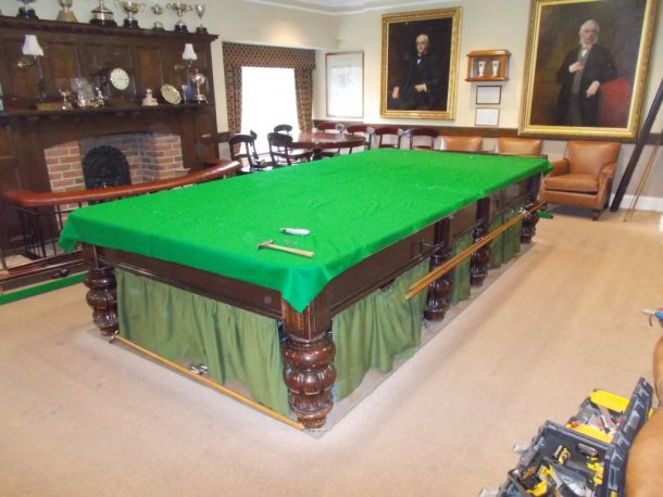 Snooker Table Dismantle And Transport Relocation Use GCL Billiards - Tournament choice pool table