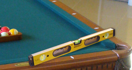 Snooker Table Dismantle And Transport Relocation Use GCL Billiards - Leveling pool table slate