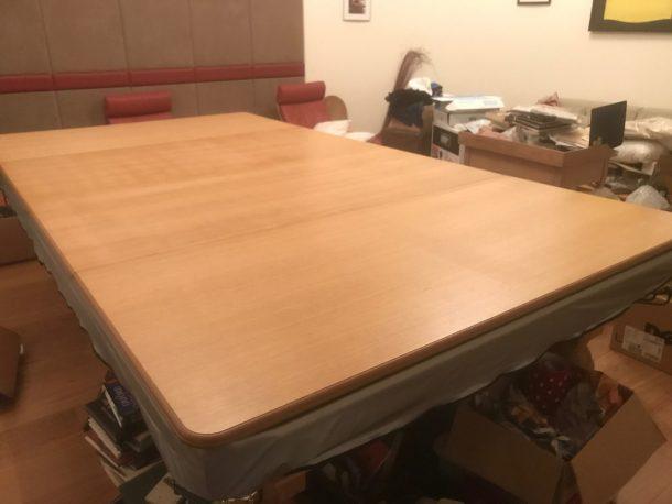 10ft oak birmingham billiards snooker table for sale for 10 ft pool table for sale