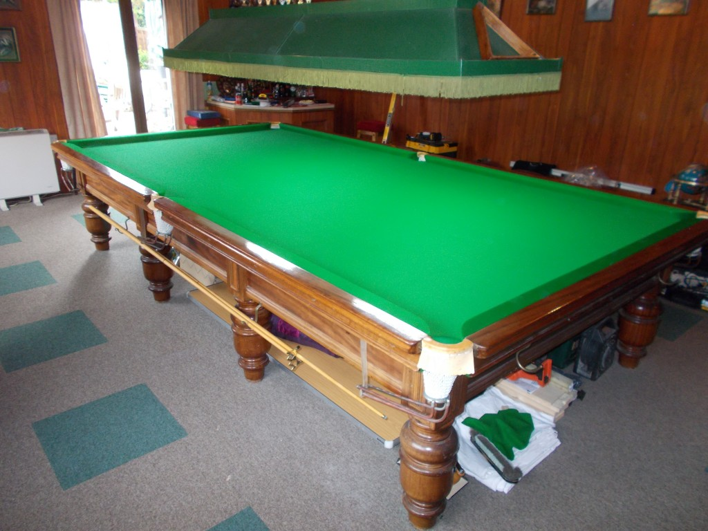 Snooker Table Dismantle And Transport Relocation Use Gcl