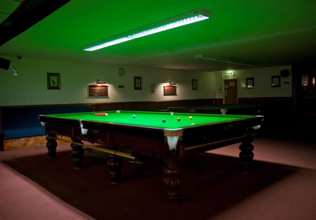 Cue Club Match Table