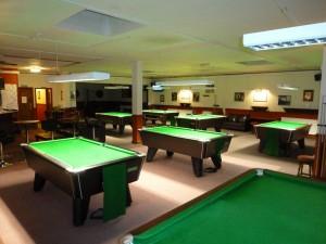 Newark pool table x 6 area