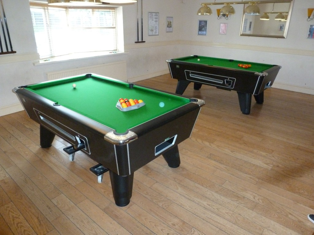 Wanted 2 X 7ft Second Hand Mechanical Coin Operation Supreme Winner Pool Tables Gcl Billiards