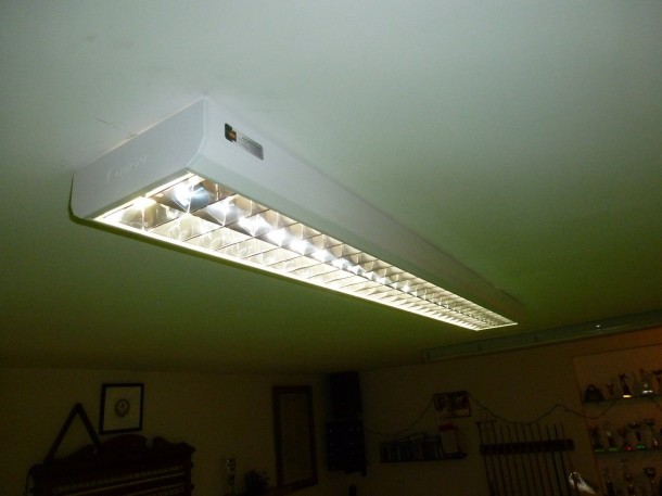 oak 9ft viceroy fitted new GCL lighting by dextra