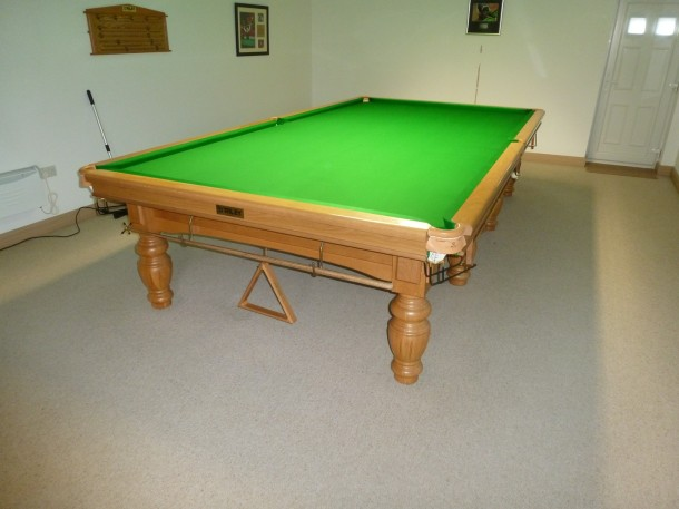 steves 3rd recover table finished