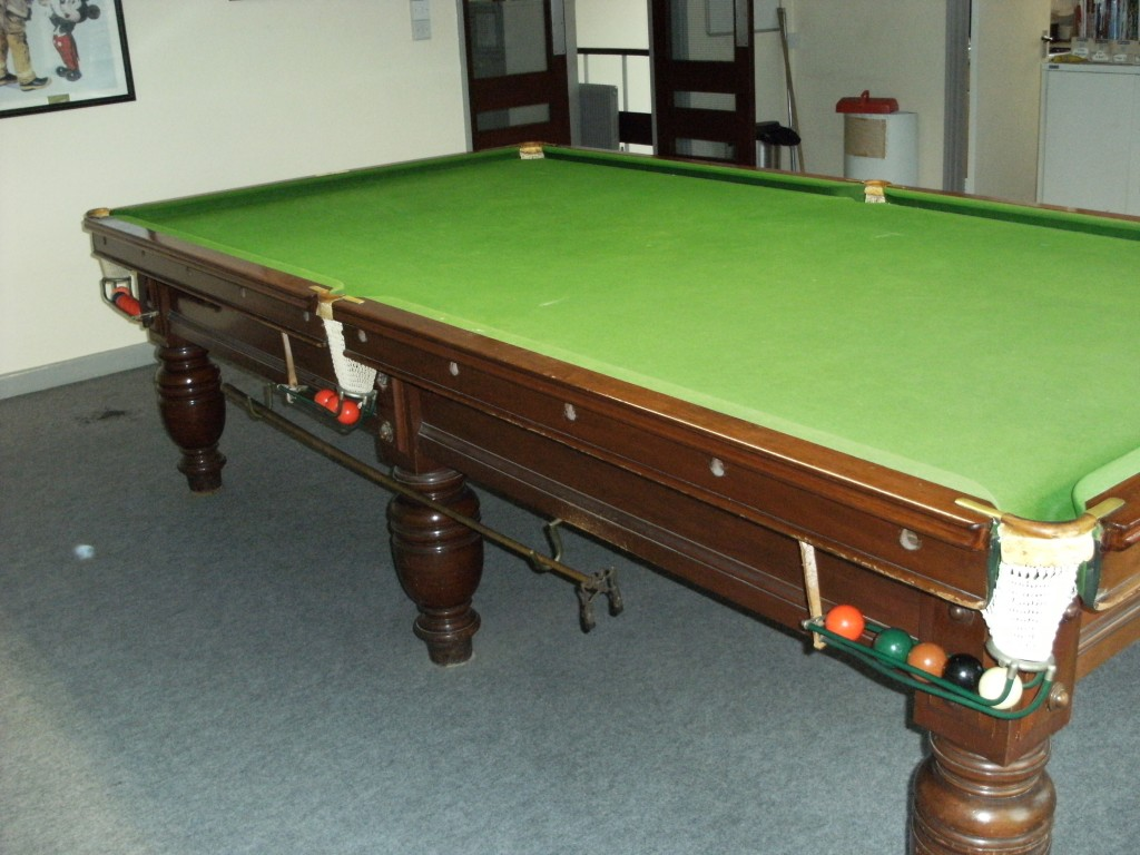 10ft billiard snooker table for sale 10fts are hard to