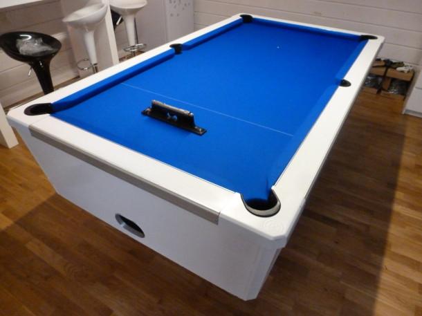 newark blue pool side level