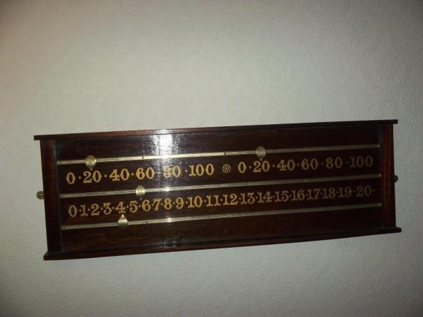 Gordon miles scoreboard