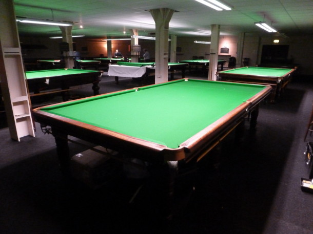 Table 12 new Hainsworth Match cloth p1