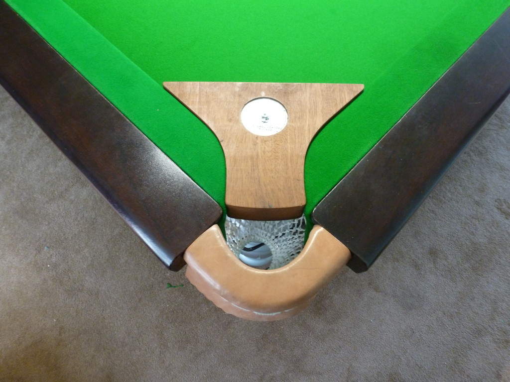Correct Pocket Openings On A Riley Steel Cushioned