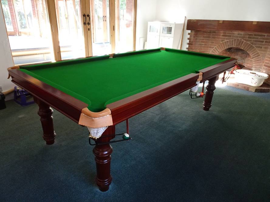 For Sale 8 Foot Snooker Table Now Sold Gcl Billiards