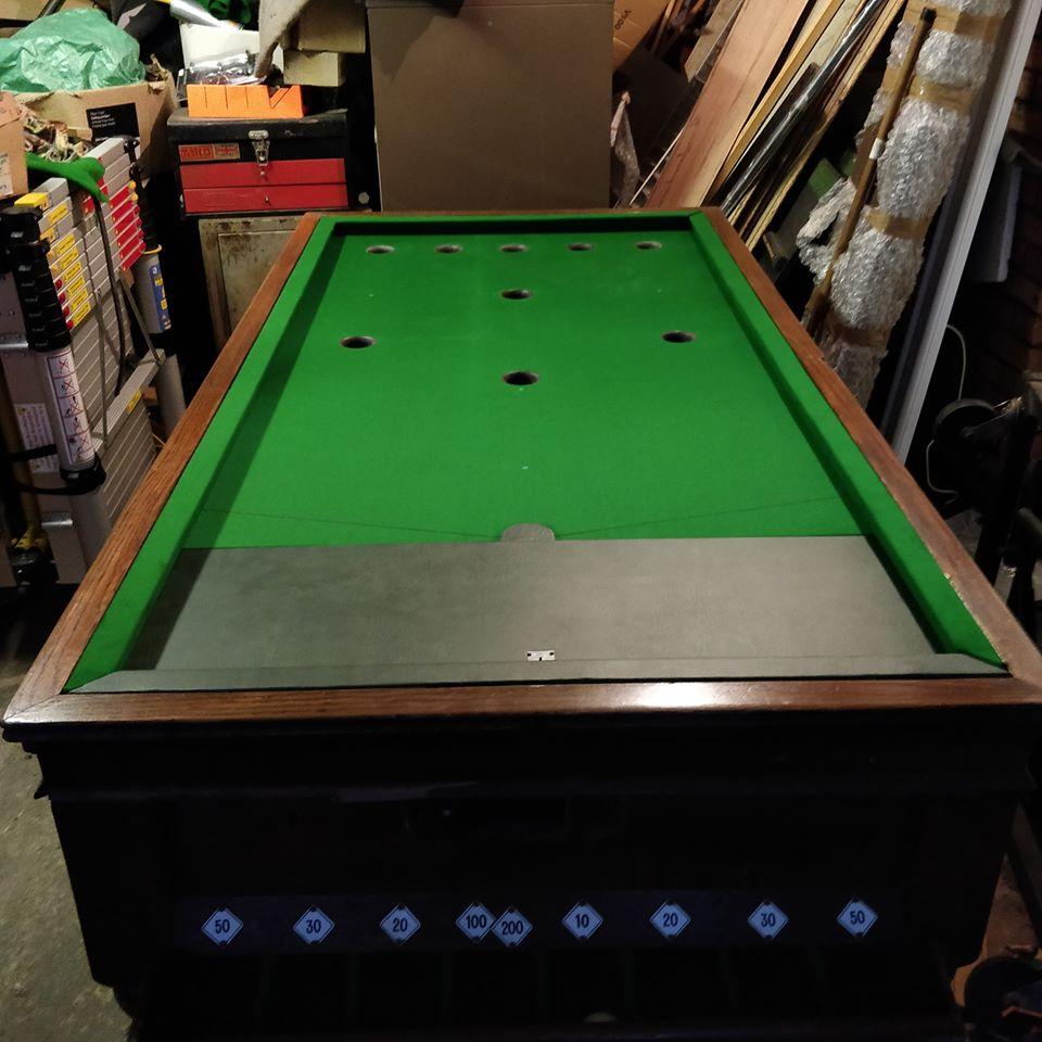 Bar Billiards In Garage 1
